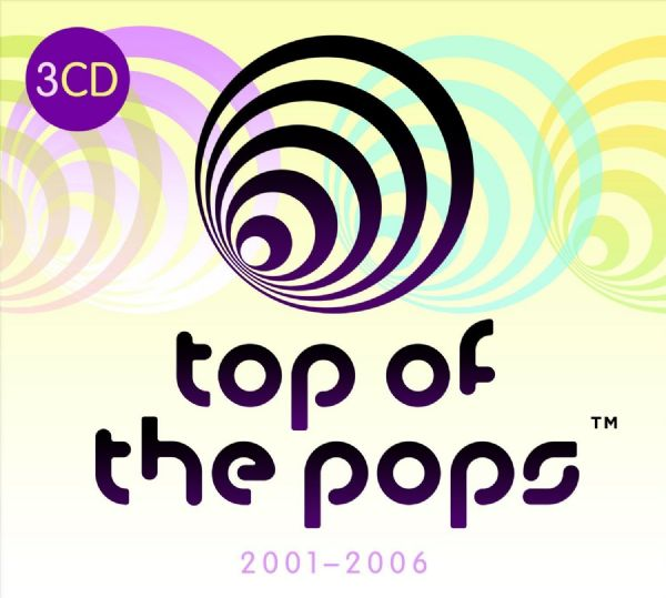 TOP OF THE POPS 2001  - 2006 (3 CD SET 2016) NEW N SEALED